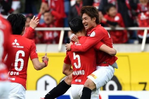浦和が連勝で首位キープ…2位G大阪がリーグ戦5連勝で追撃/J1・1st第7節