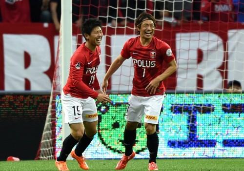 浦和がホーム4連勝で首位堅守…FW武藤の2戦連発弾で名古屋下す