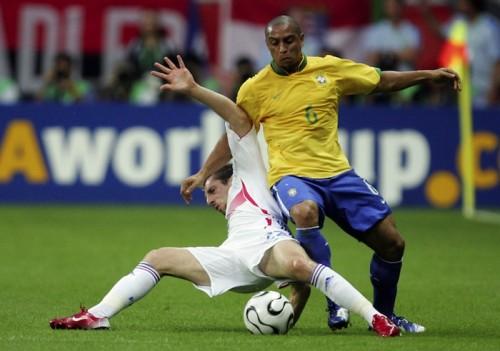 R・カルロス氏が代表復帰を熱望? 夢は「ブラジル代表を率いること」