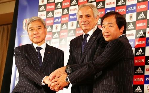 ハリルホジッチ日本代表監督、視察の足跡をたどる