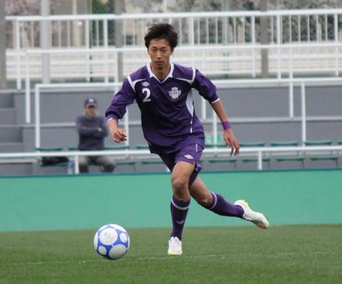 FC東京、U-22代表の明治大DF室屋成を特別指定選手に登録