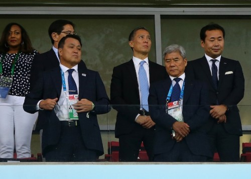 JFA副会長の田嶋幸三氏がFIFA理事に初当選…4年ぶりの日本人就任