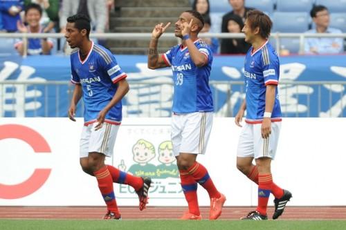 J1・1st第7節ノミネートゴール、横浜FMアデミウソンの初得点など