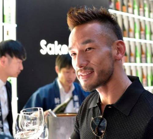 """中田英寿氏が第二の故郷イタリアで""""日本酒プロジェクト""""を始動"""