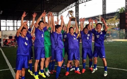 少人数制サッカーのソサイチ日本選抜、スペイン選抜・イタリア選抜と対戦へ