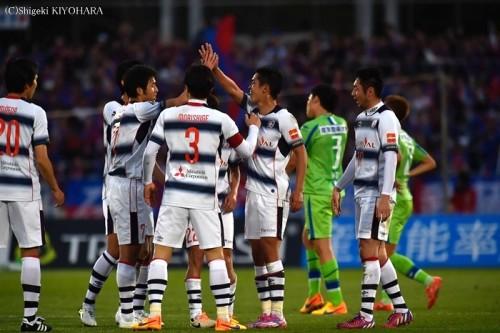 FC東京が3連勝で首位タイに浮上、清水は公式戦6連敗/J1・1st第5節