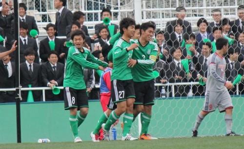 王者専修大と全国二冠の流経大、優勝候補の注目対決は痛み分け/関東大学リーグ