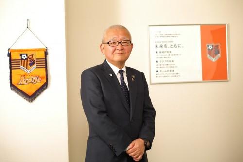 大宮の鈴木社長が胸中を激白「J1に昇格できなければ職を辞する」
