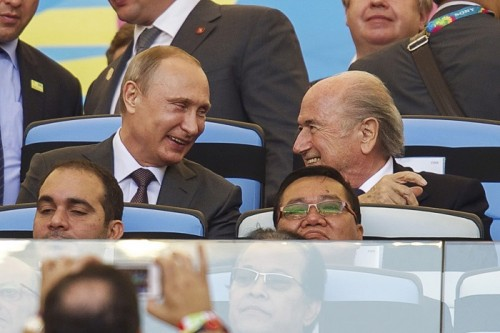 米国上院議員団、ロシアW杯開催権はく奪を要請…書簡をFIFA会長に送付