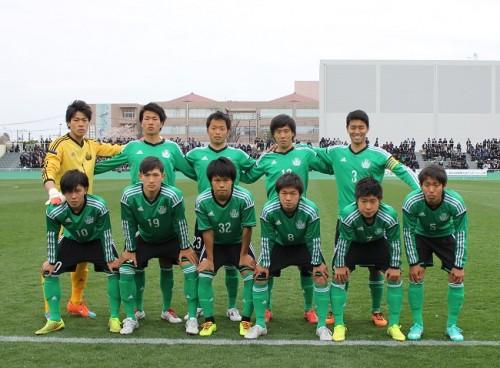 王者専修大は流経大とドロー…3得点の慶應大が首位発進/関東大学リーグ
