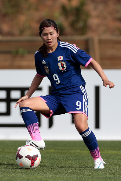 Japan v Denmark - Women's Algarve Cup 2015