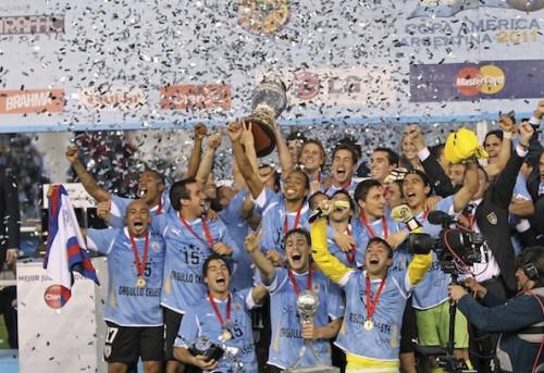 ウルグアイ、南米選手権に臨む代表候補27名を発表…スアレスは不在