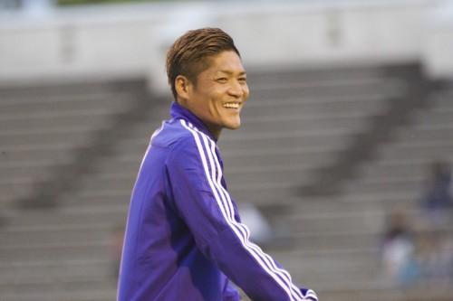 日本代表への情熱が再燃…大久保、W杯以来の復帰で「また湧いてきた」