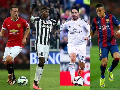 今夏の移籍市場でも注目…欧州5大リーグの23歳以下ベスト選手とは?