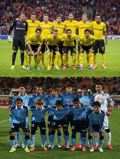 ドルトムントが今夏来日、川崎と七夕の夜に試合…香川「すばらしい試合を」