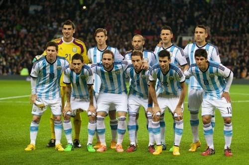 南米選手権に臨むアルゼンチン代表候補メンバー発表…メッシやテベスらが選出