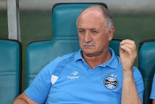 元ブラジル代表監督のスコラーリ氏がグレミオの監督を辞任…昨季は7位