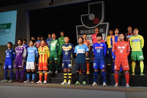 明治安田生命がJリーグ全52クラブとスポンサー契約を締結
