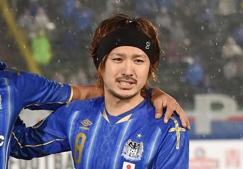 G大阪、DF岩下敬輔のラフプレーを謝罪…J規律委員会から厳重注意