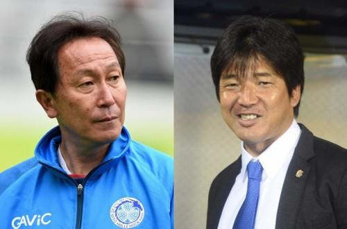 代表経験者のあり方を語る名波監督「日本サッカーの質を上げる義務がある」