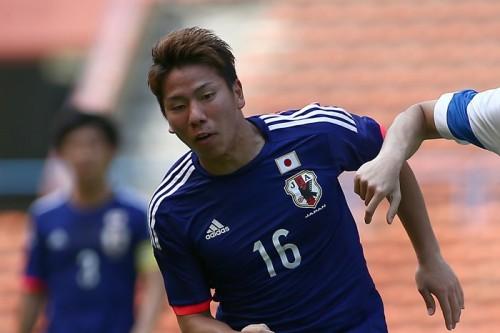 20歳で代表候補初選出の広島FW浅野拓磨「正直、驚いています」