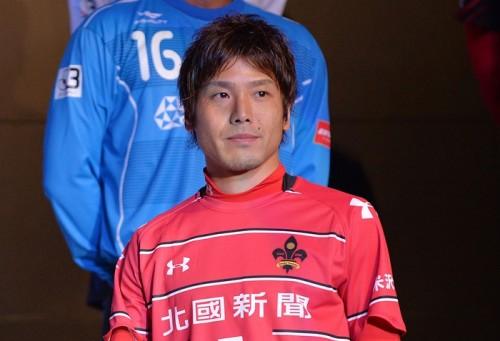 4月のJ2月間MVPは金沢MF清原「昇格チームを主将として牽引」