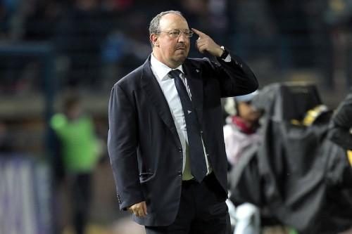 ナポリのベニテス監督、クラブ退団が間近か…伊メディア報道