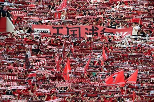 横断幕問題…浦和が規定違反者に2試合の入場禁止処分