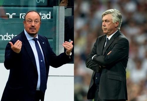 レアルの後任監督候補…最有力のベニテス監督はファンから不人気か