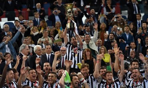 ユーヴェが延長制し今季2冠目…20年ぶりの伊杯優勝でCL決勝に弾み