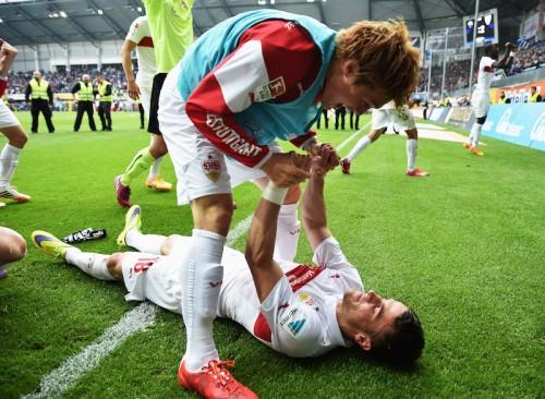 日本人所属の全クラブが残留…シュトゥットは最下位から3連勝で降格免れる