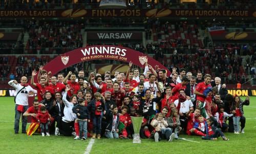 セビージャがEL優勝回数単独トップに…今季2連覇で4度目の栄冠
