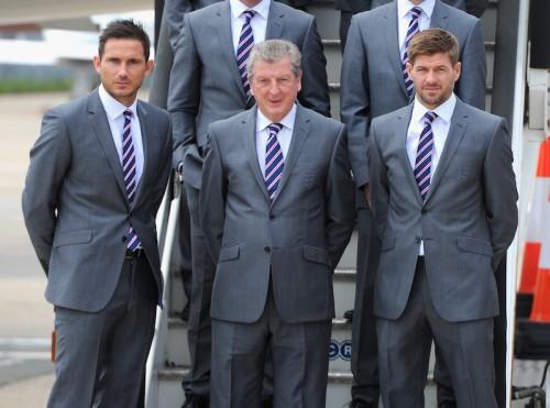 イングランド代表監督、ジェラードとランパードのコーチ陣入りを希望