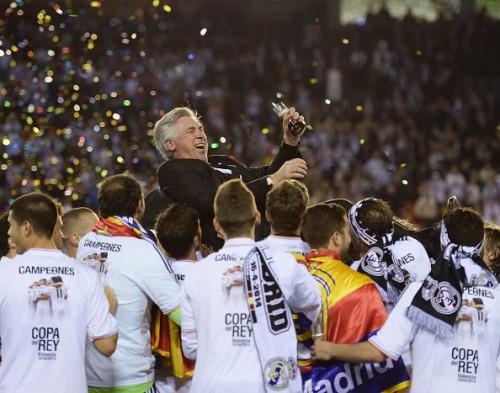 レアル解任のアンチェロッティ、実は勝率がすごかったことが判明