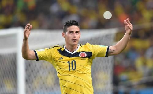 コロンビア、南米選手権の代表候補発表…ハメスやファルカオら選出