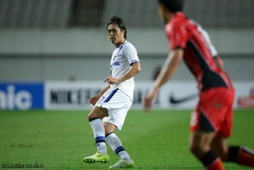 2ゴールの宇佐美を称賛する遠藤「貴史は前を向かせたら怖い選手」
