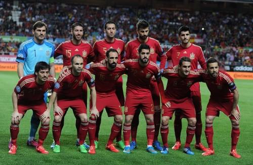 スペイン代表がメンバー発表…敵地でのユーロ予選へ2名の初招集も