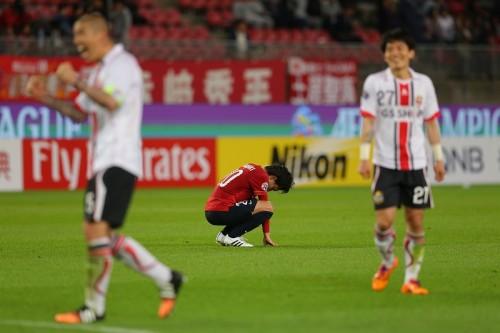 鹿島、最終節で力尽きる…ホームでFCソウルに敗戦し大逆転突破ならず