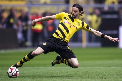 ドルトムント、DFスボティッチとの契約延長を発表…2018年まで