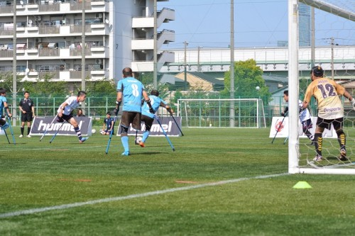 アンプティサッカー全国大会が開催…今を生きる、アンプティサッカーの魅力