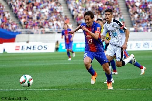 FC東京のMF羽生直剛、肋軟骨骨折で全治約1カ月