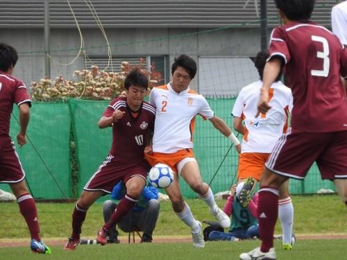 法政大、連勝で4位浮上…首位との勝ち点差はわずか1/関東大学リーグ