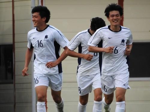 国士舘大、松本孝平が4得点…圧倒的な得点力で首位浮上/関東大学リーグ