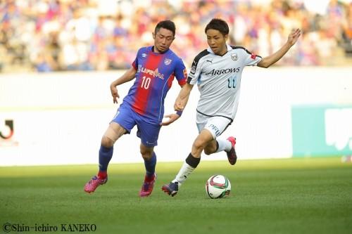 川崎FW小林悠が右ひざの手術を決意「人生5度目の手術に向かいます!」