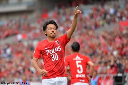 興梠の決勝点で浦和が完封勝利…今節の優勝はお預けもV王手かける