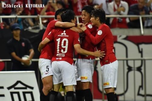 浦和が新潟に5発大勝で1stステージ無敗達成…ホームでは9戦全勝