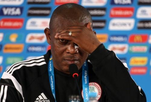 ナイジェリア代表監督、在任中にコートジボワールに履歴書を送っていた?