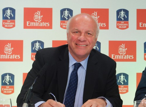 FA会長がブラッター氏の辞任に言及「4日間で何かが起こった」