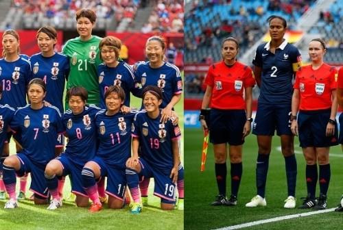 女子W杯に登録されている選手の長身ランキング発表…1位はあの選手