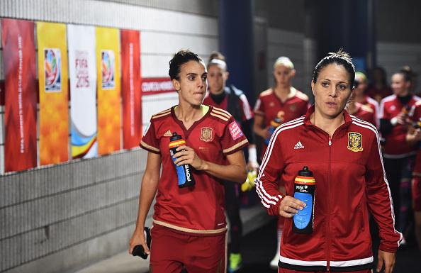 スペイン女子代表